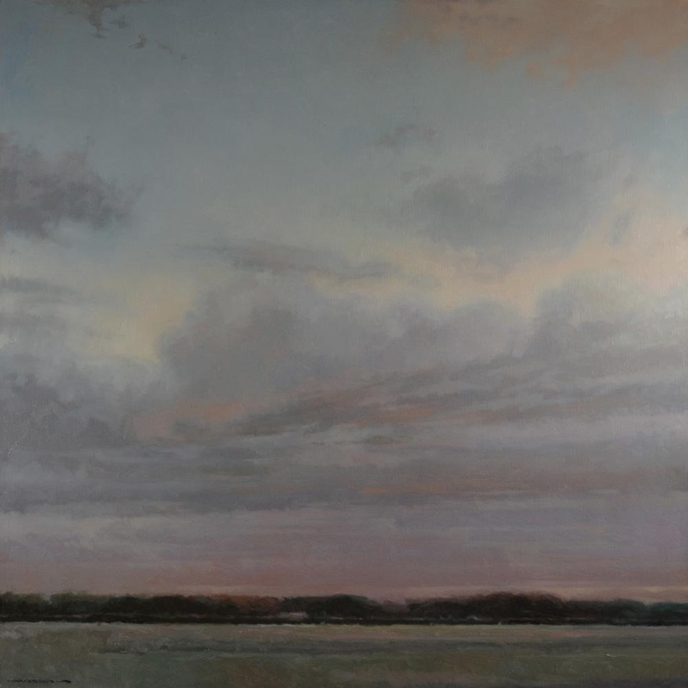 Lake Dawn 30x30-SOLD