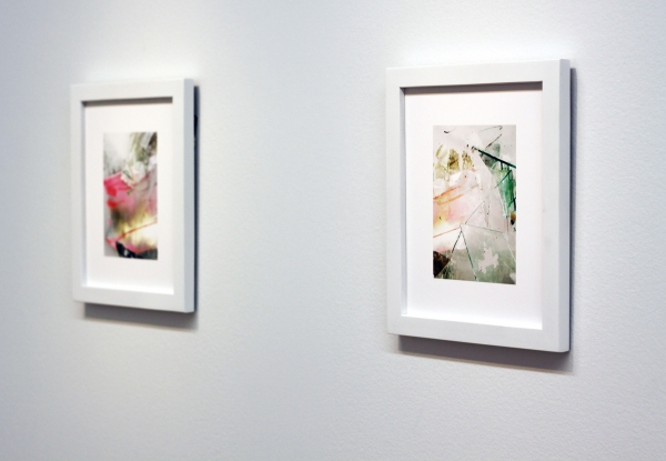 Time to Live in the Scattered Sun, Installation view