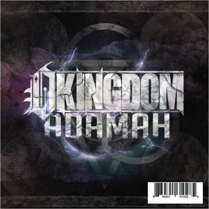 O' Kingdom   Adamah   2011  (Production, Engineering, Mixing)