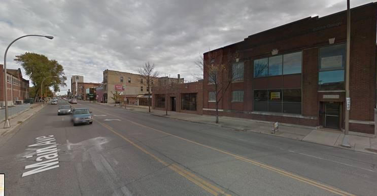 Main Street today, Fargo, ND