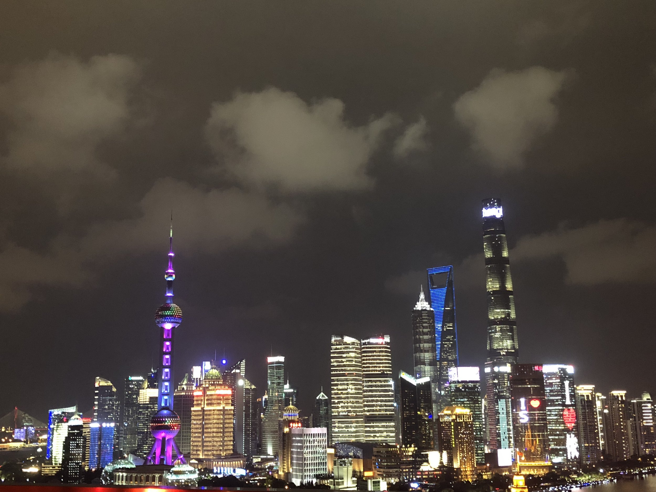 Shanghai, my home base from where I get to see SO many places!