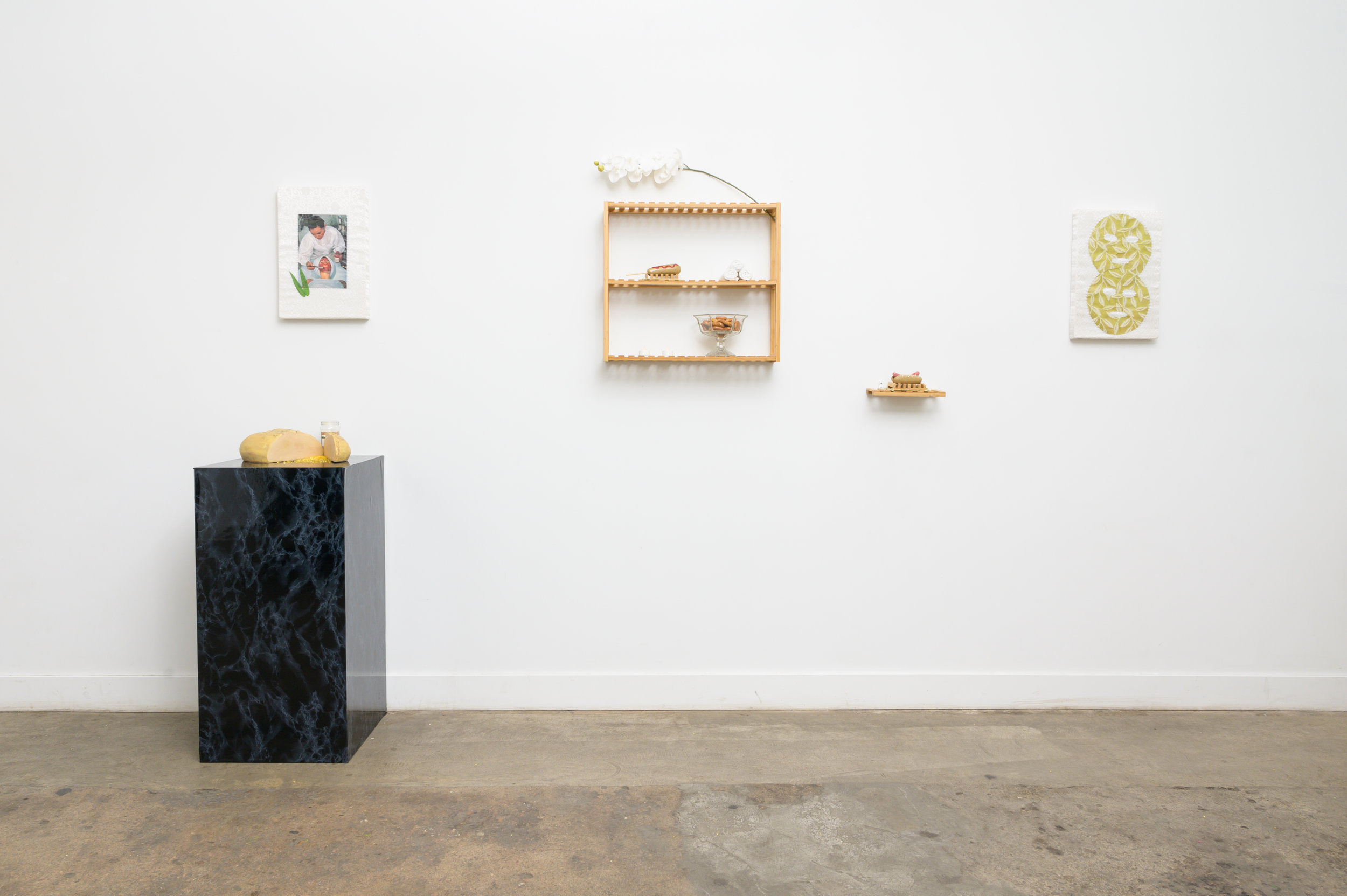 Curated by Brooke Tomiello  Lane Meyer Projects, Denver, CO  photo John Roemer