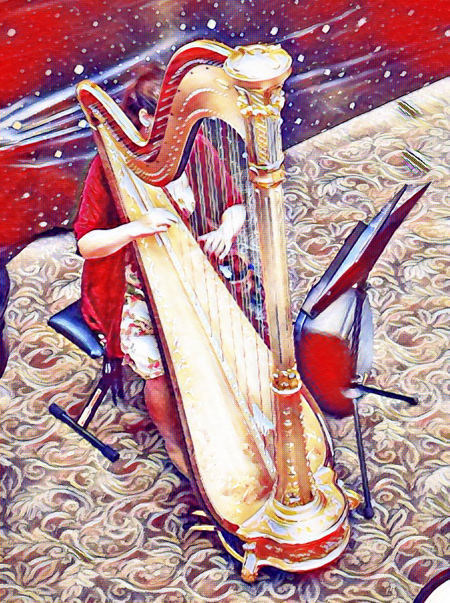 The Michigan Harpist - Weddings and Events
