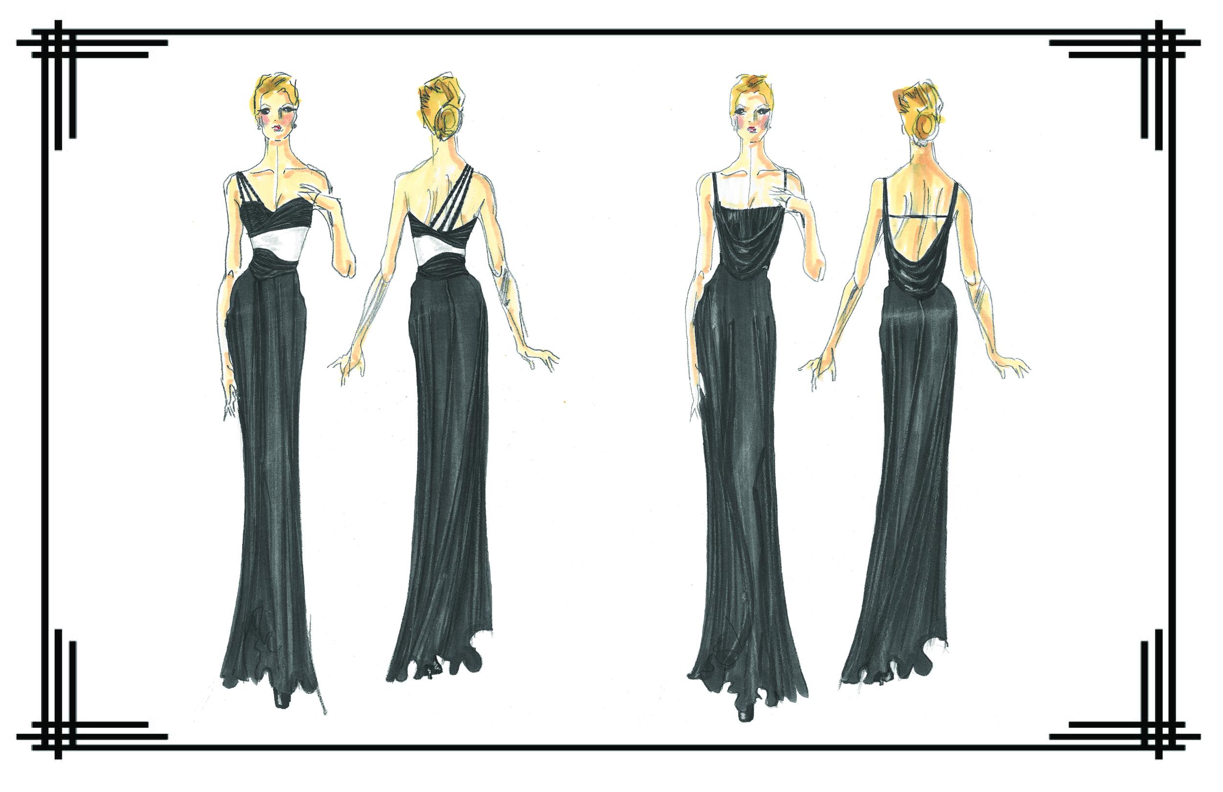 Designs 1 & 2