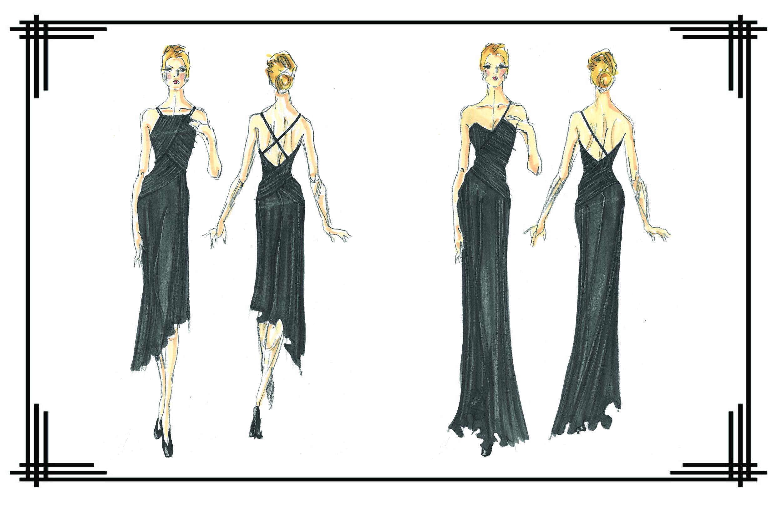 Designs 3 & 4