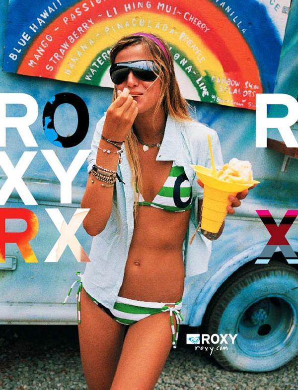 Roxy Summer Ad