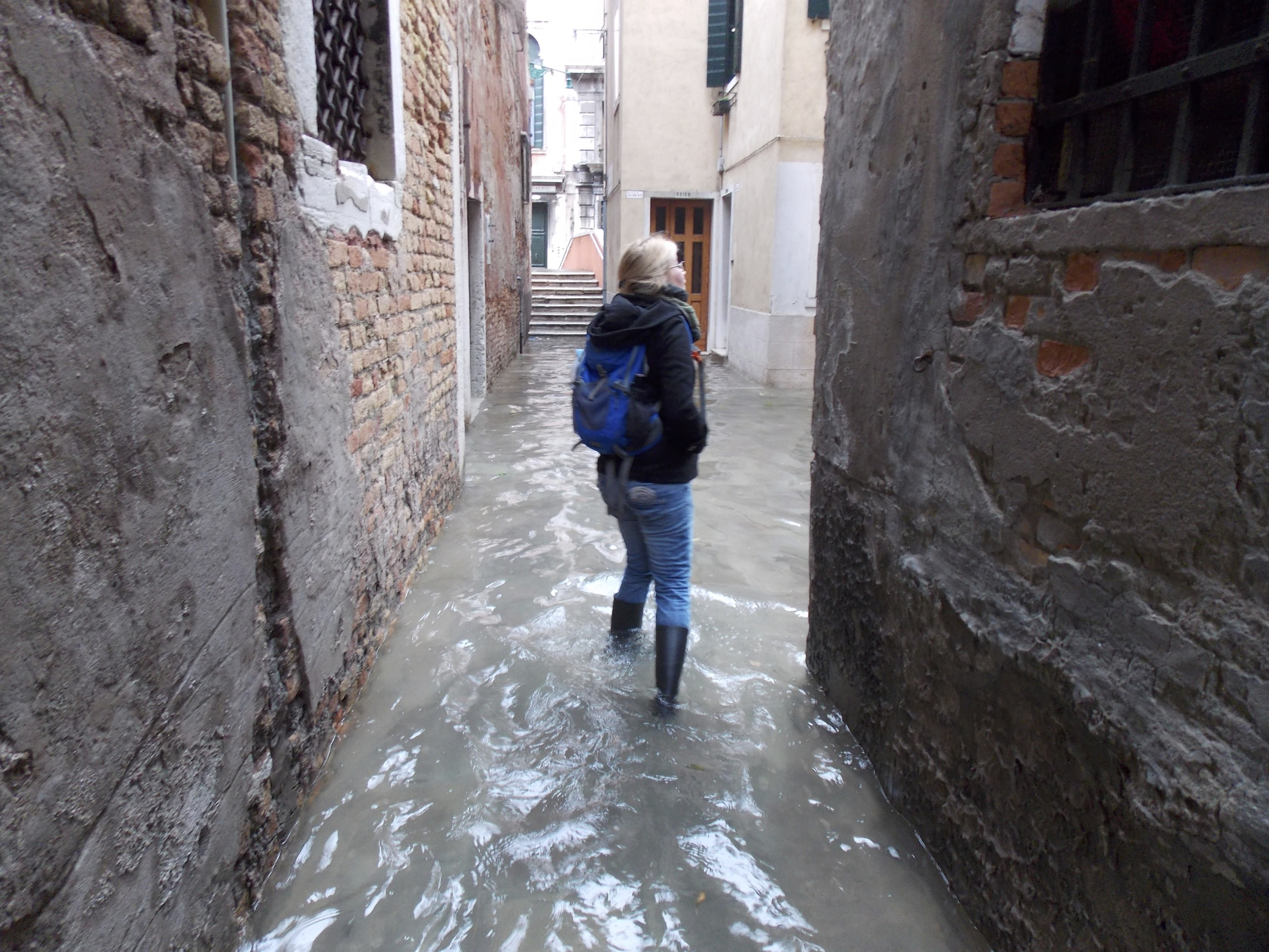 Flooded Streets of Venice