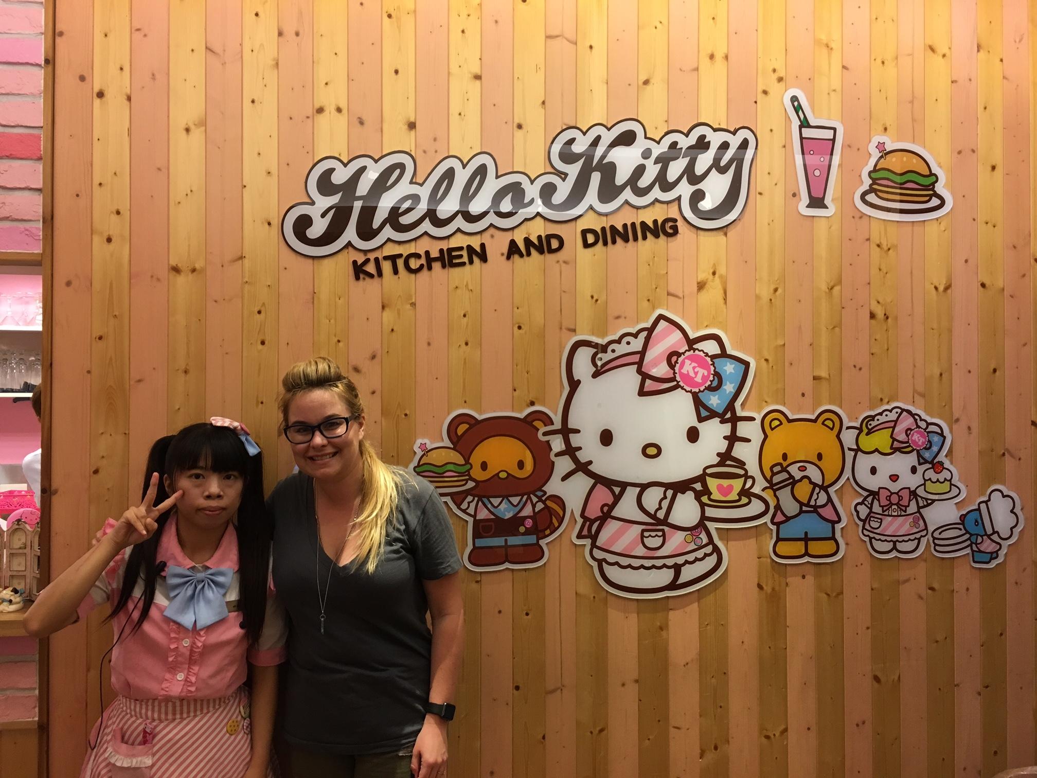 Hello Kitty Resturant