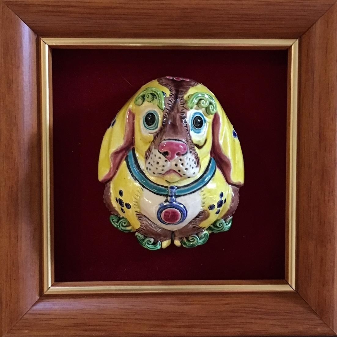 Taiwan Cochin Pottery Porcelain Art