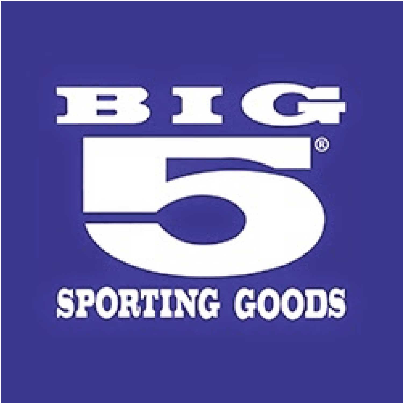 Current Big 5 Sporting Goods Logo