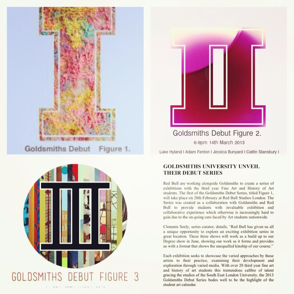 Goldsmiths Debut Exhibition