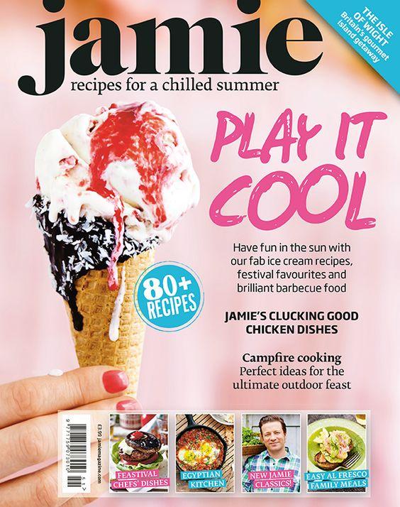 Jamie Magazine Cover