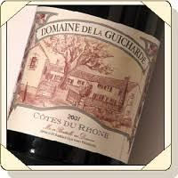 Domaine de la Guicharde 2017 - The next Beaucastel?