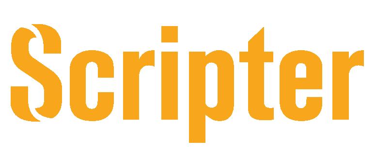 Scripter PowerPoint Scripting Tool logo