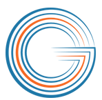 The G in the Great Circle Learning logo