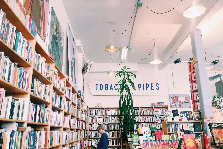Dog Eared Books, San Francisco, CA