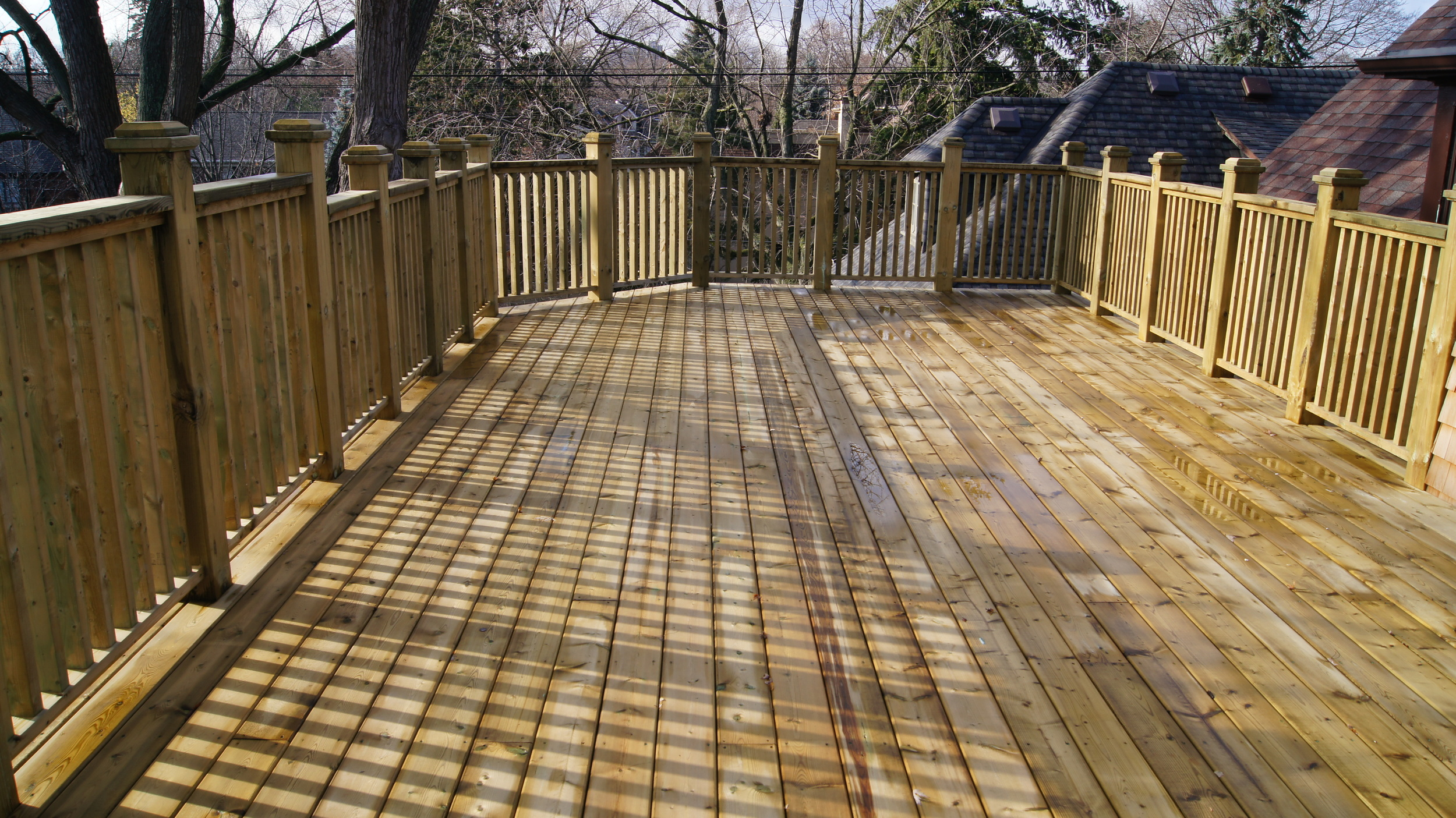 The Kingsway - 3rd Storey Deck