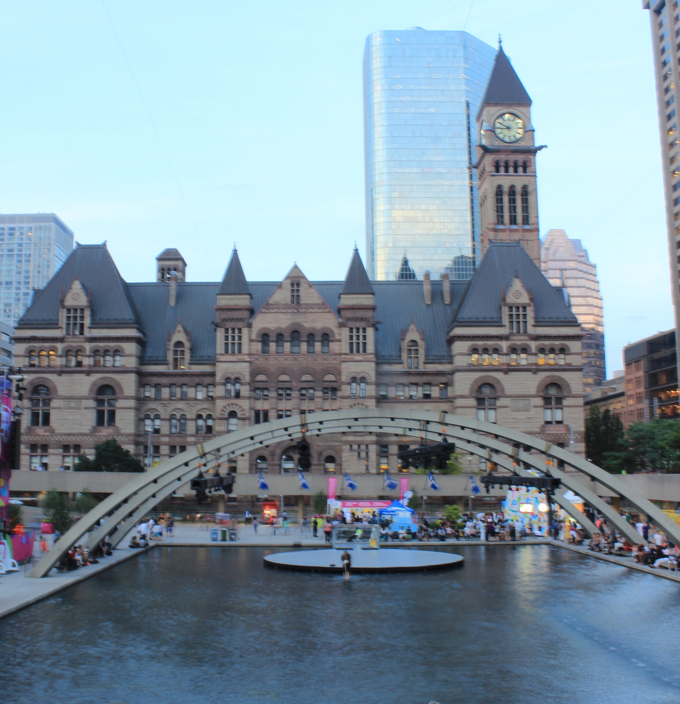 Nathan Phillips Square & Old City Hall
