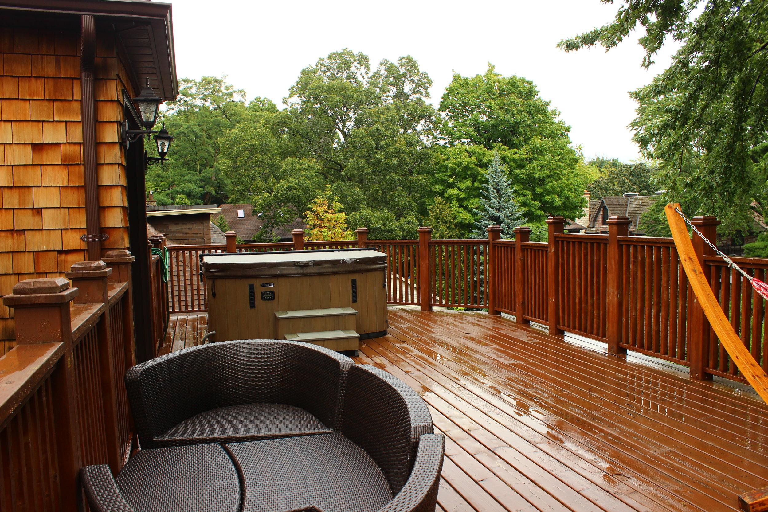 Toronto-deck