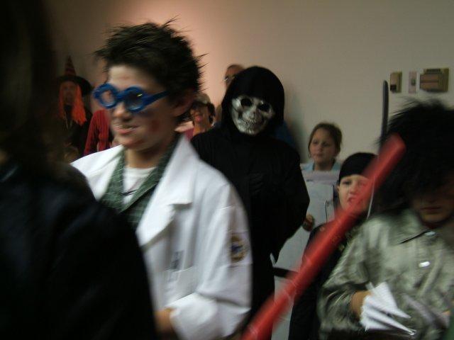 Winner, Mad Scientist, Best Boy Costume, ages 8-17