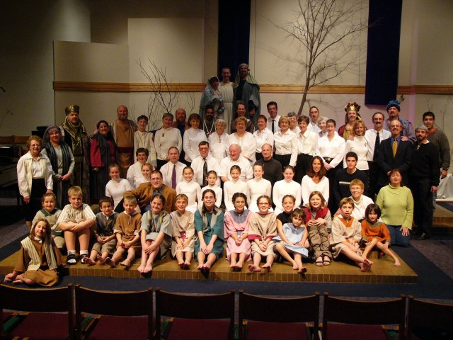 Cast and Crew of 2003 production