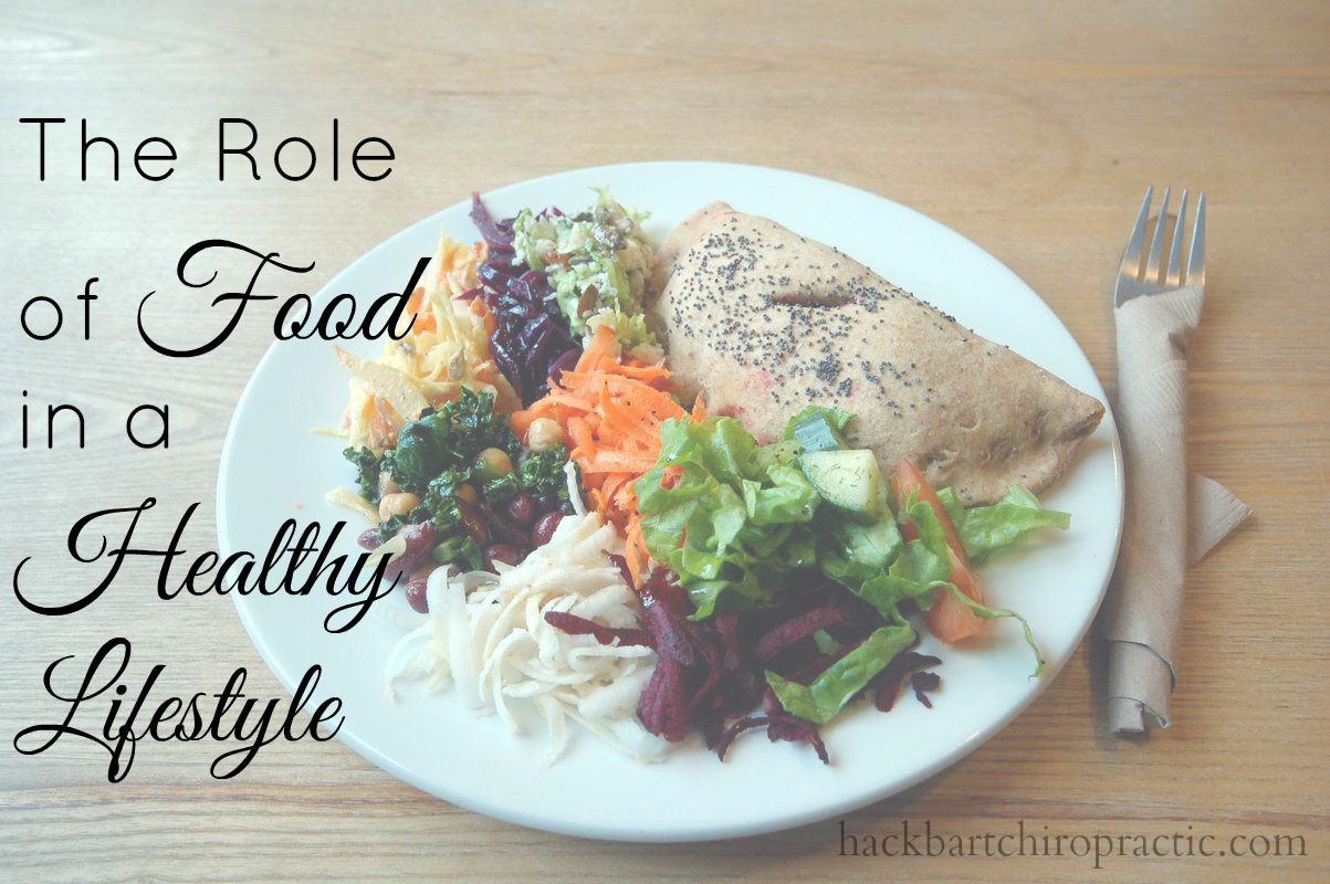 The Role of Food in a Healthy Lifestyle
