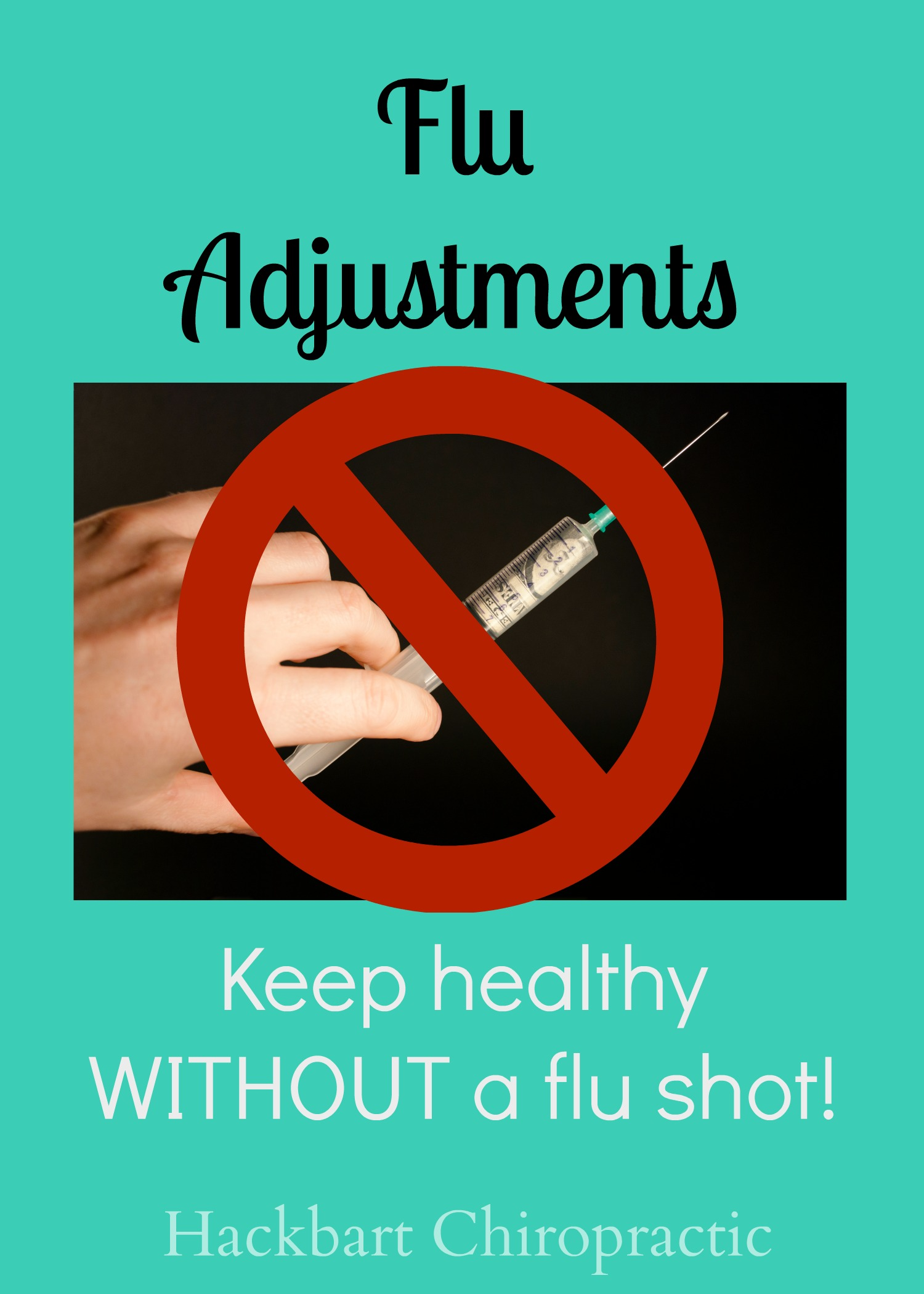 flu adjustments