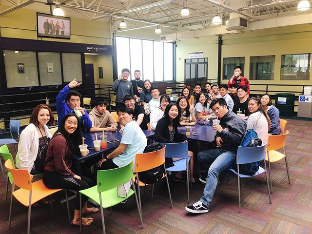 Thank you to everyone who came out to our boba hang out today🤗 It was great to see new and old faces and I hope everyone had a nice time☺️ If you weren't able to be there today, don't worry because there are plentyyyy of events in the near future👍🏼
