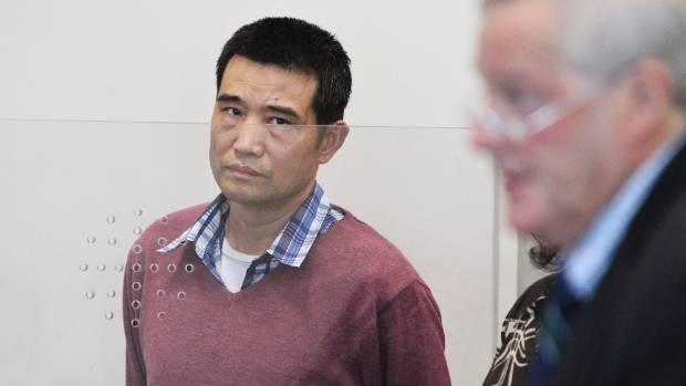 Jack Liu at his murder trial in 2014.
