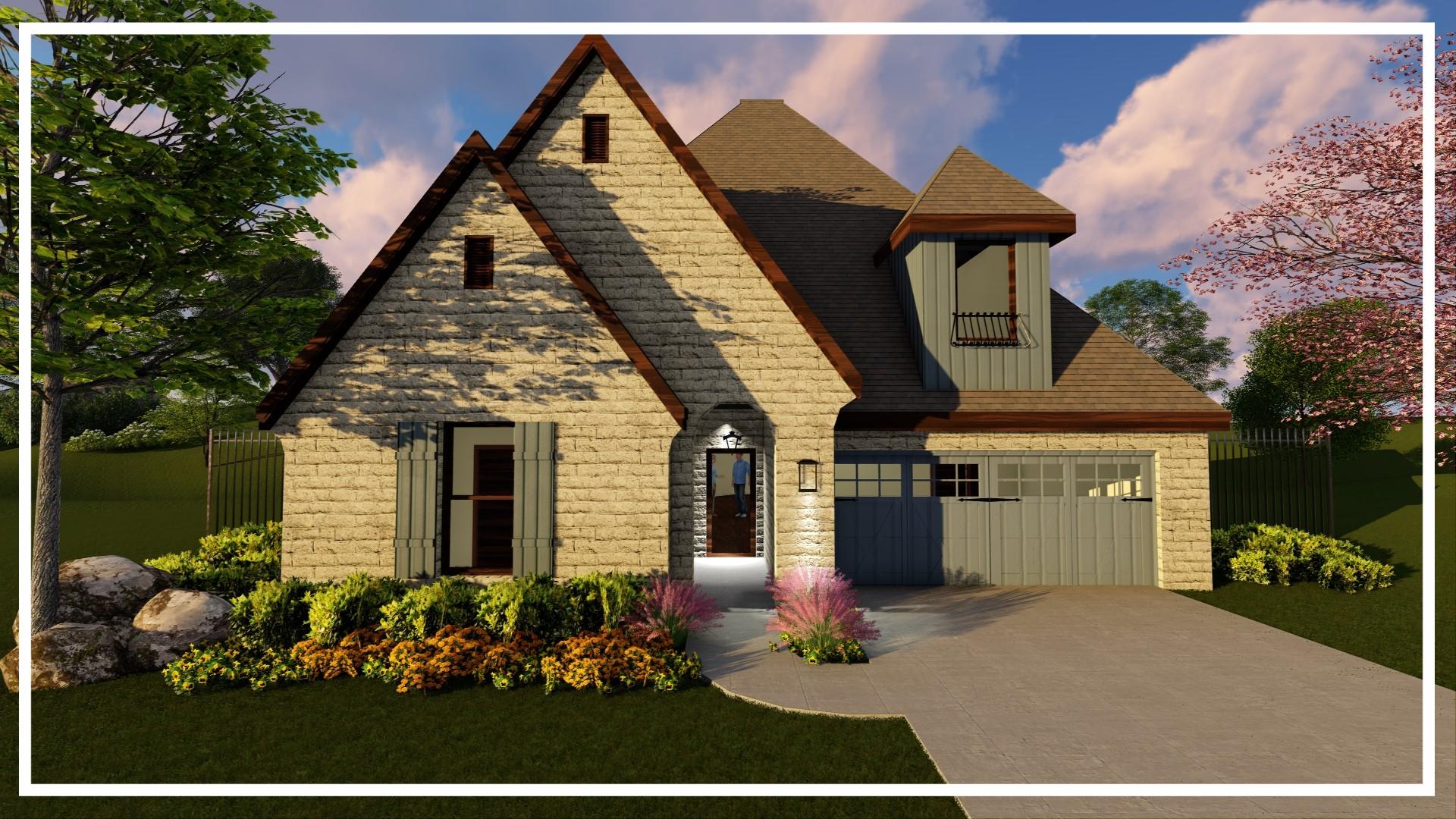 Shawn Forth Custom Homes~ 2016