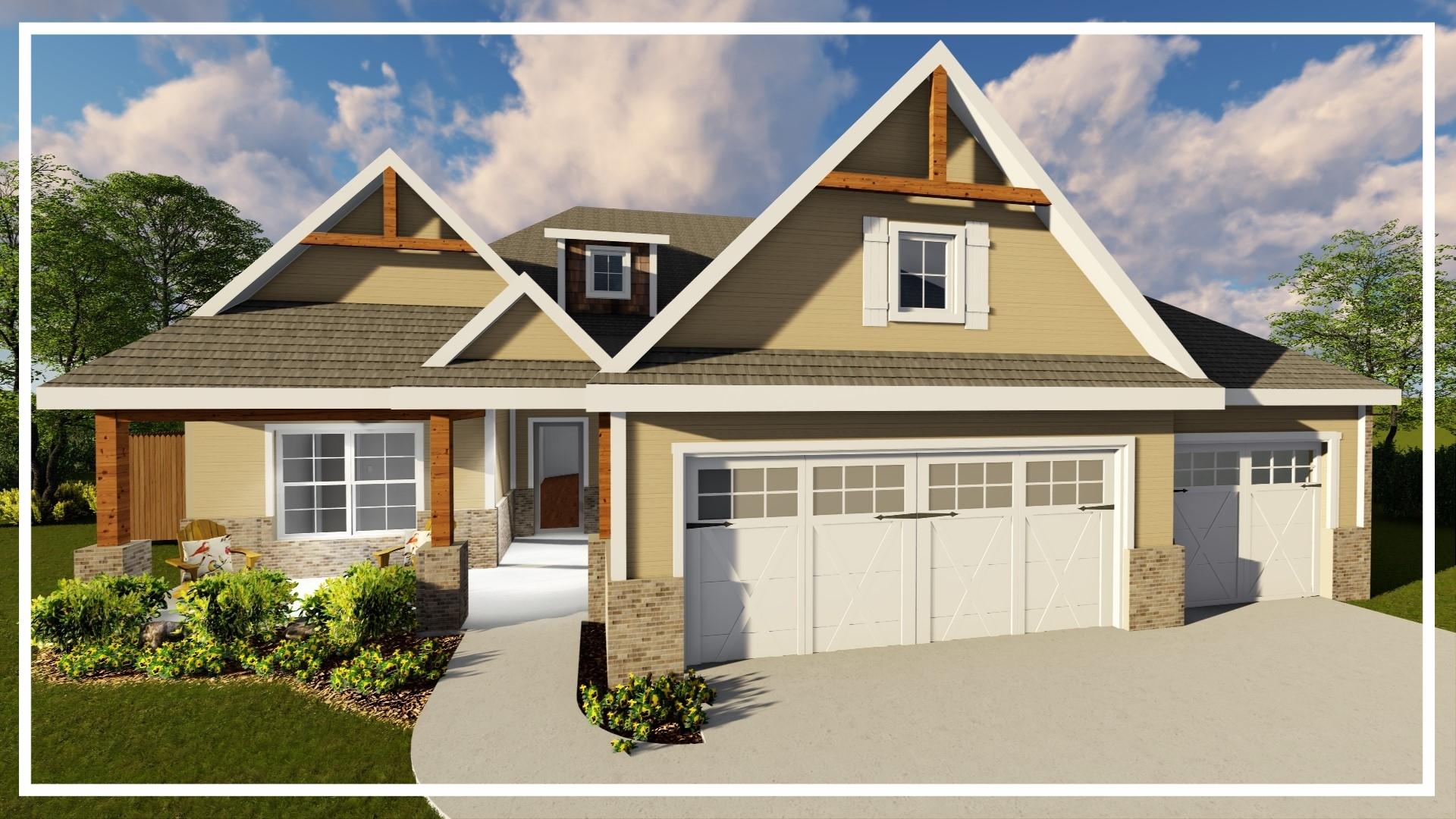 Shawn Forth Custom Homes~ 2017