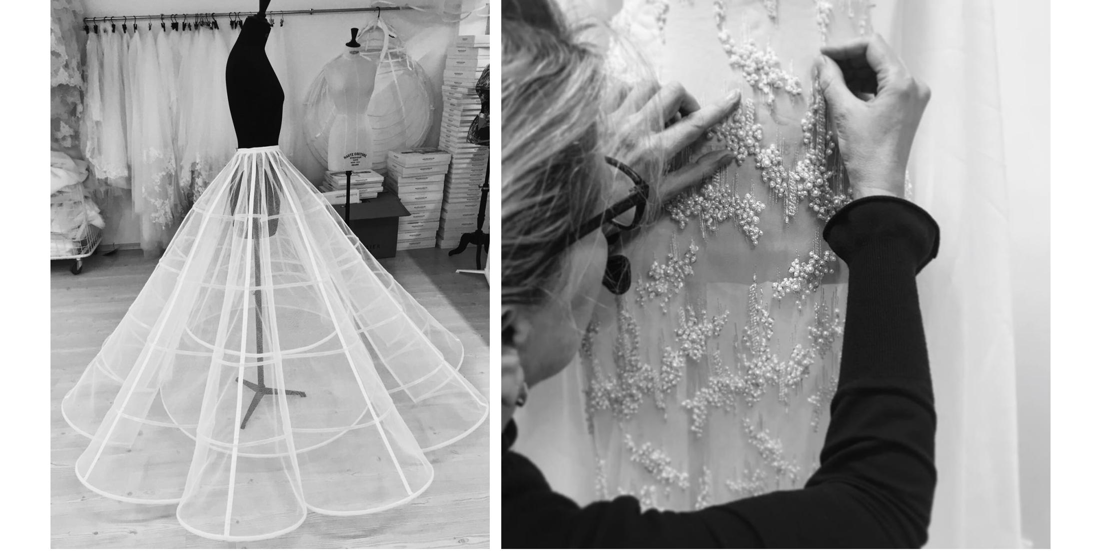 СВАДЕБНОЕ ПЛАТЬЕ - Индивидуальная разработка модели с нуля возможны любые изменения по Вашему вкусу и пожеланию.Дизайнер прорисует изначальный эскиз или разработает его с нуля из пожеланий невесты. Подбираем ткани и кружева. Вышивки премиум-класса создаются вручную под заказ клиента сроком от 1.5 месяцев.Мы не создаем одежду по стандартным шаблонам. С каждым клиентом мы работаем индивидуально, учитывая особенности фигуры, роста и пропорций.