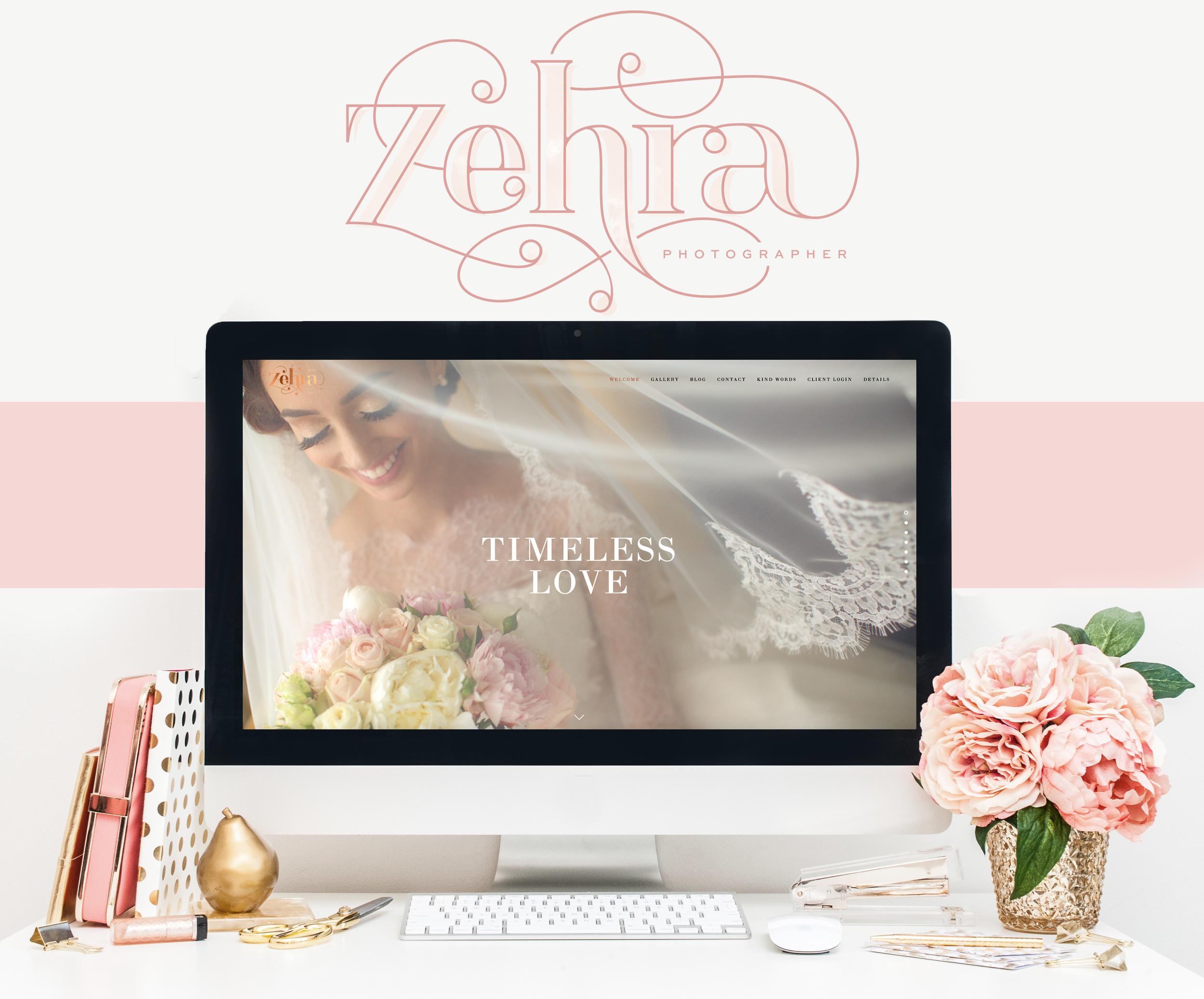 zehra photographer website