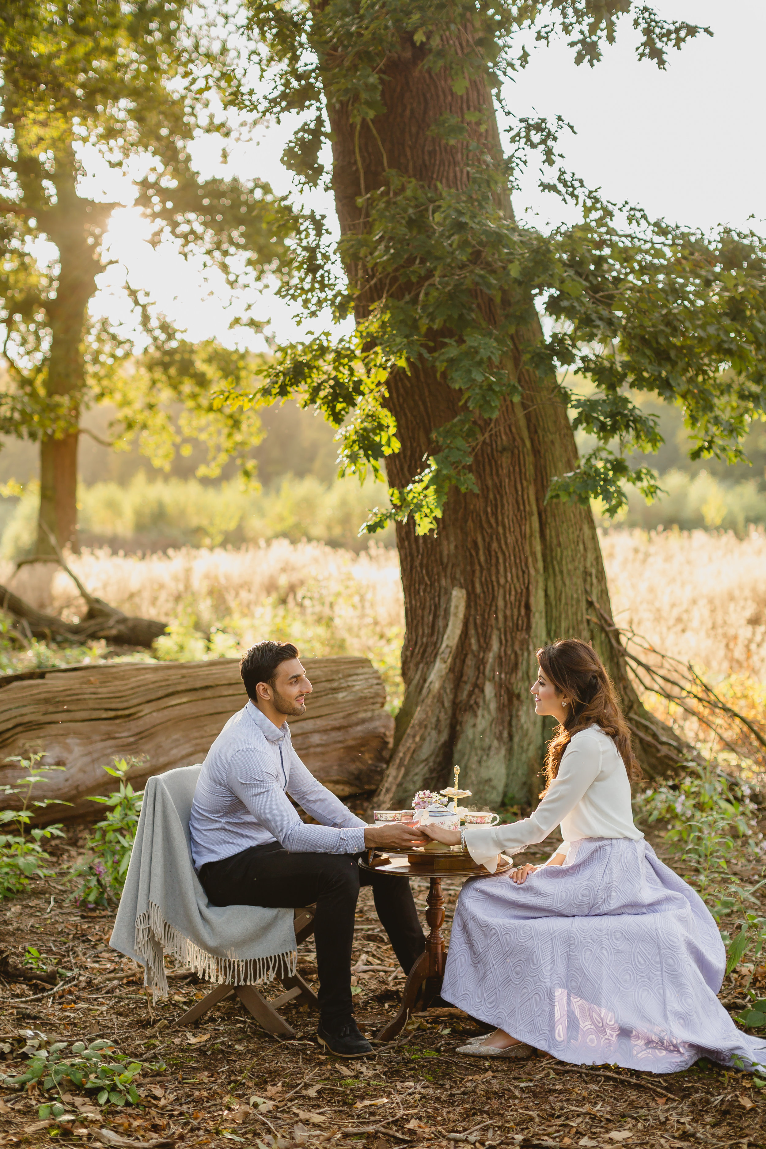 pakistani tea party engagement shoot