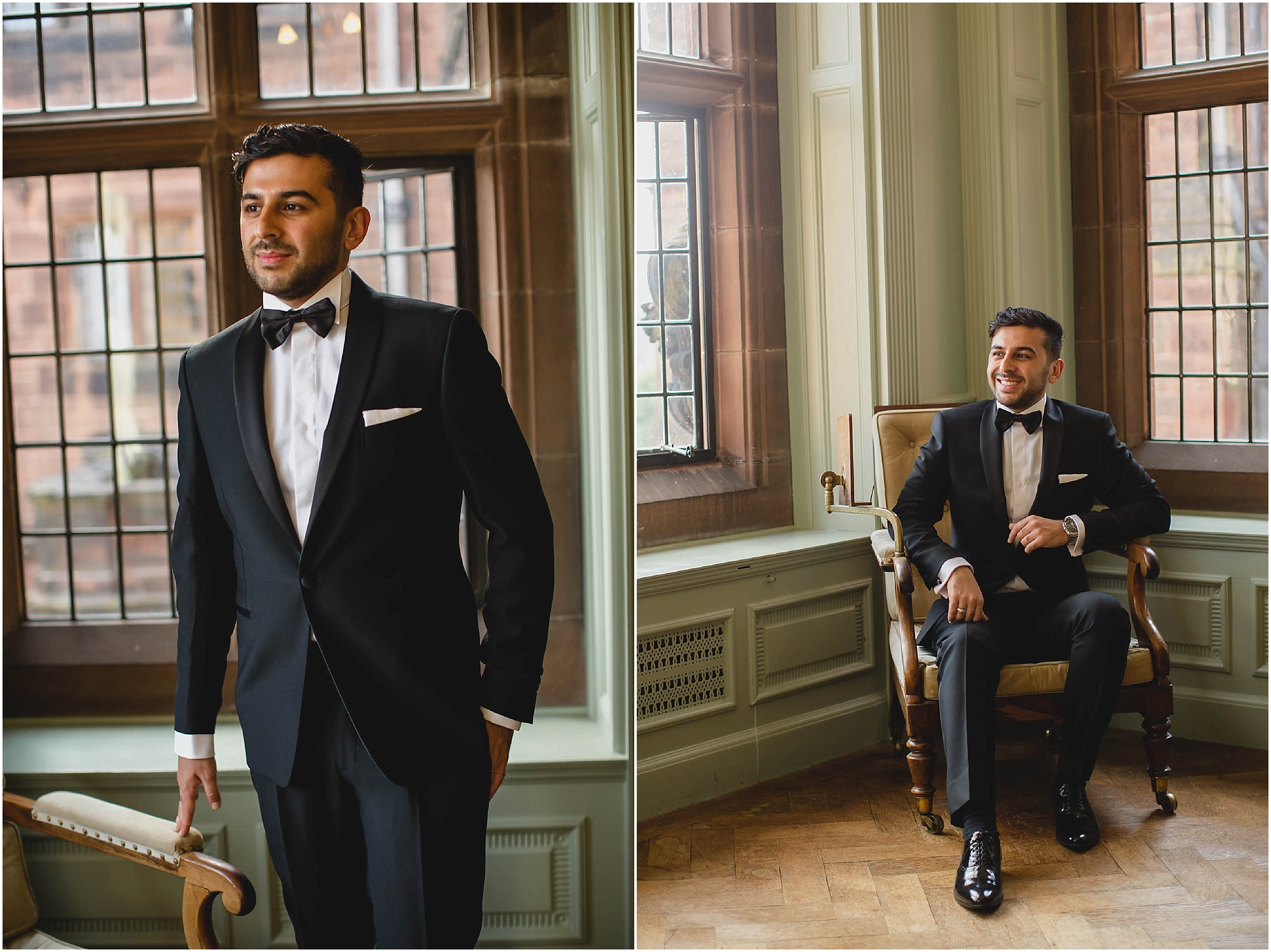 arab groom thornton manor wirral
