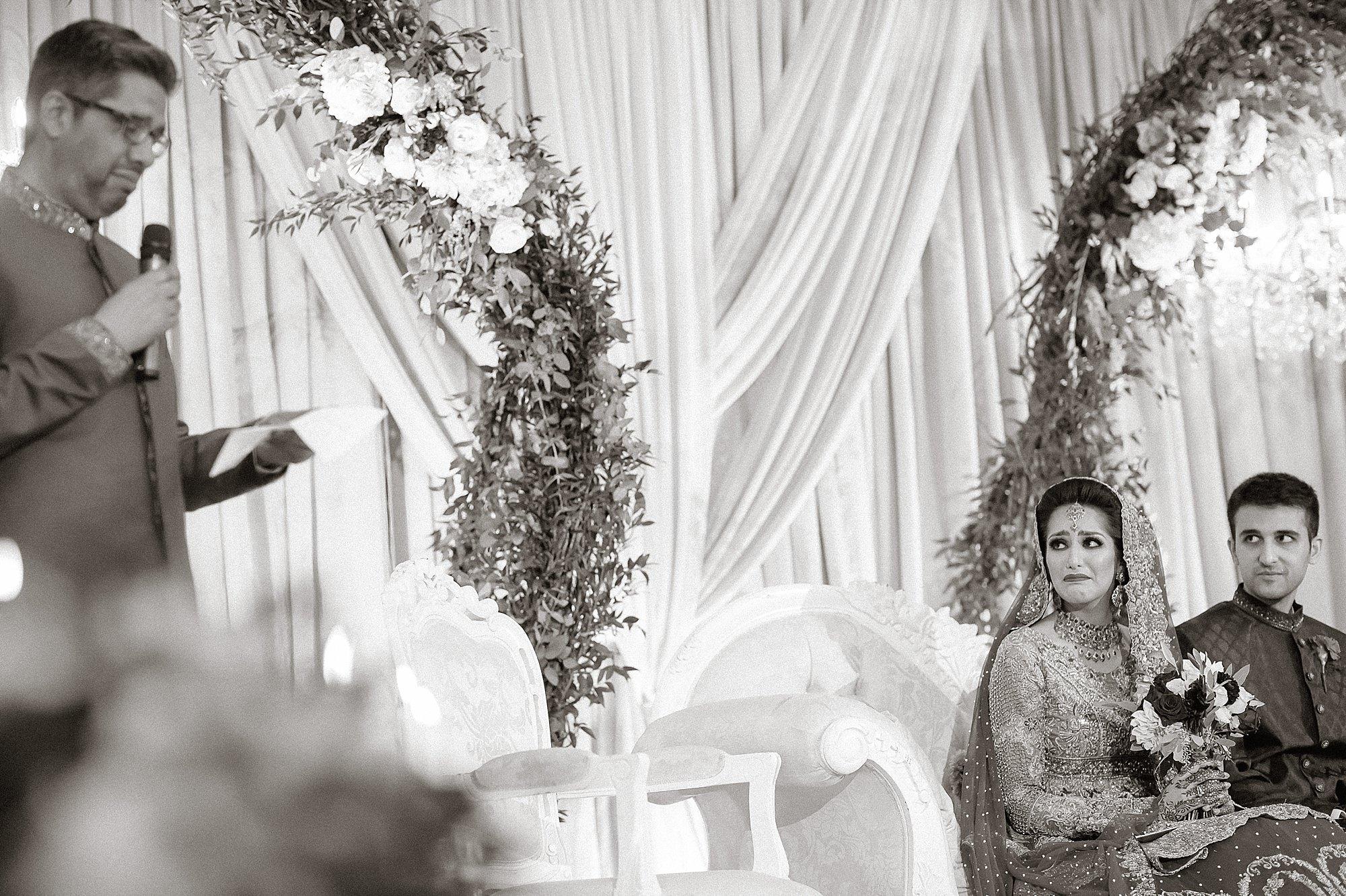 Father of the bride speech at Pakistani wedding Tatton Park Cheshire