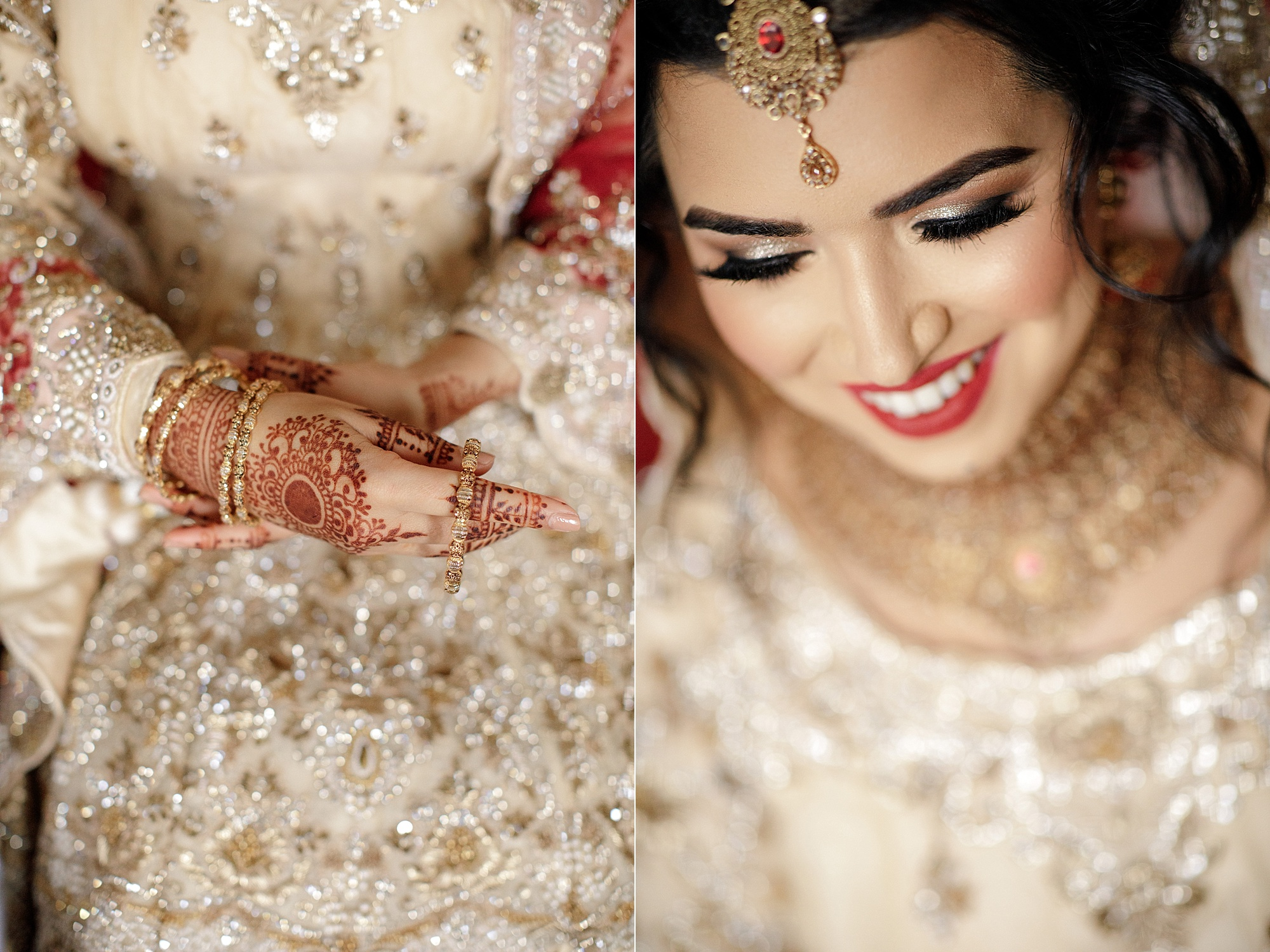 Pakistani Bride Wedding photography at Devonshire Dome