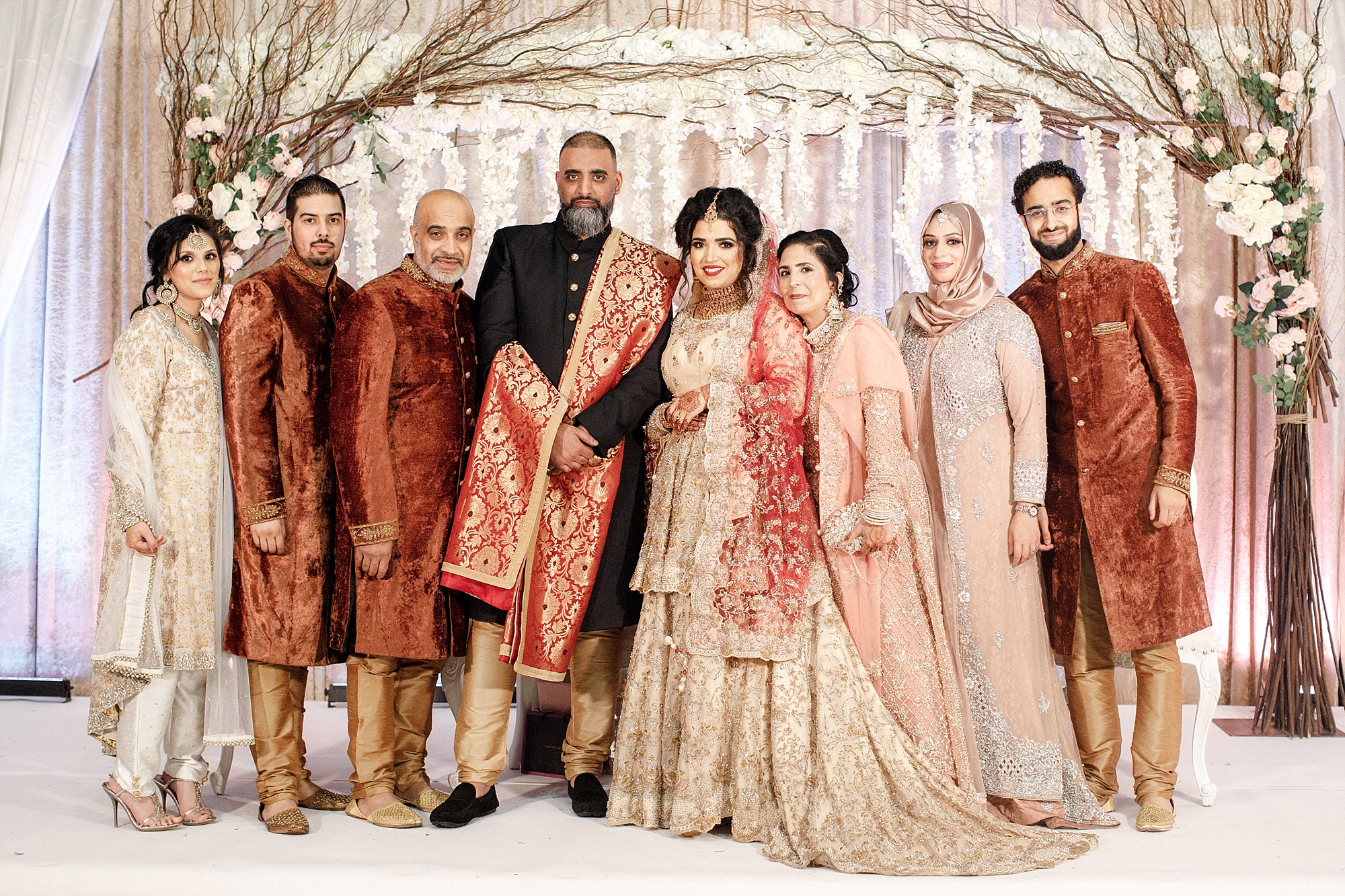 Pakistani Wedding Photography Devonshire Dome