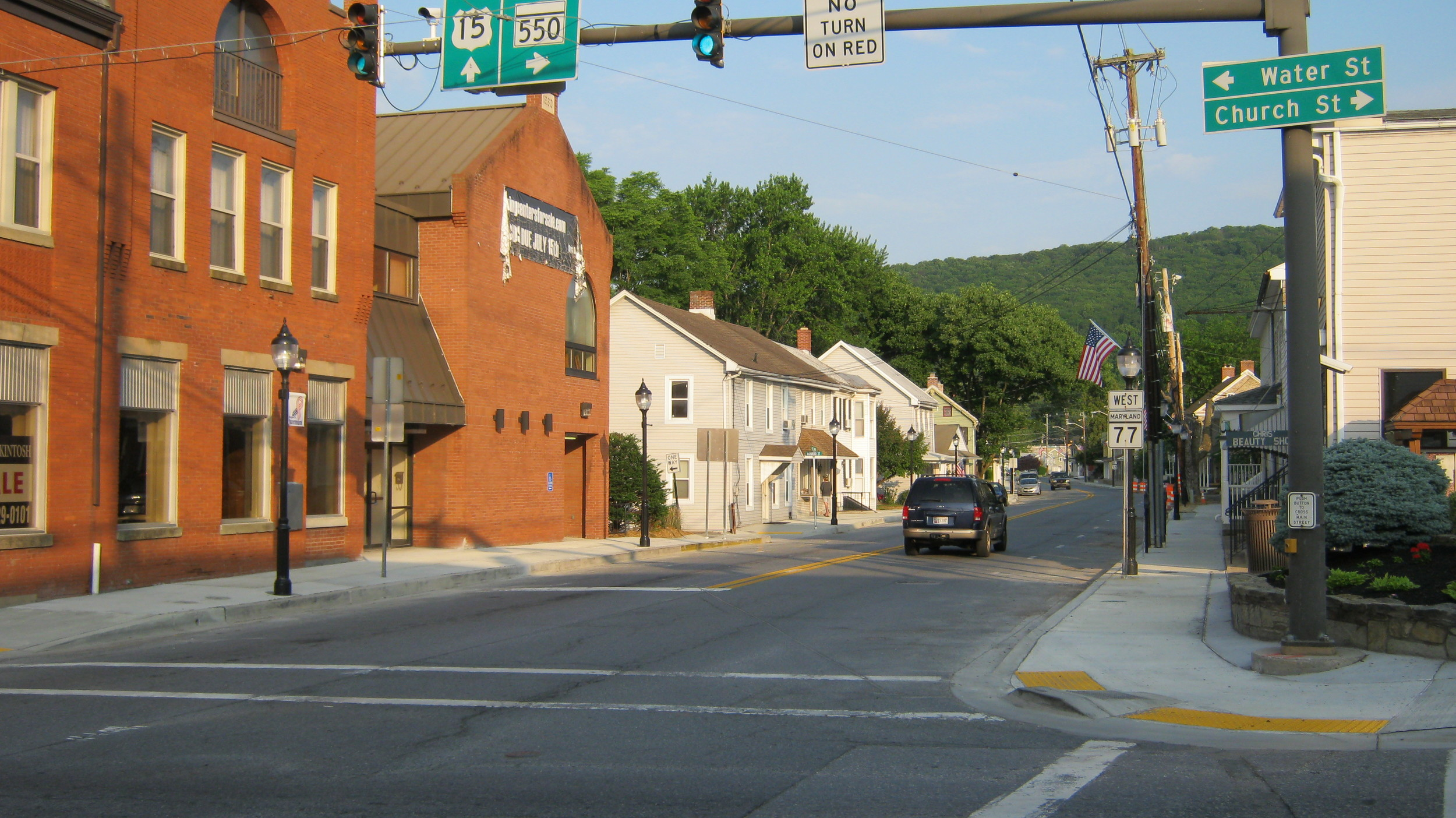 Town of Thurmont Main Street Lighting Upgrade 010.jpg