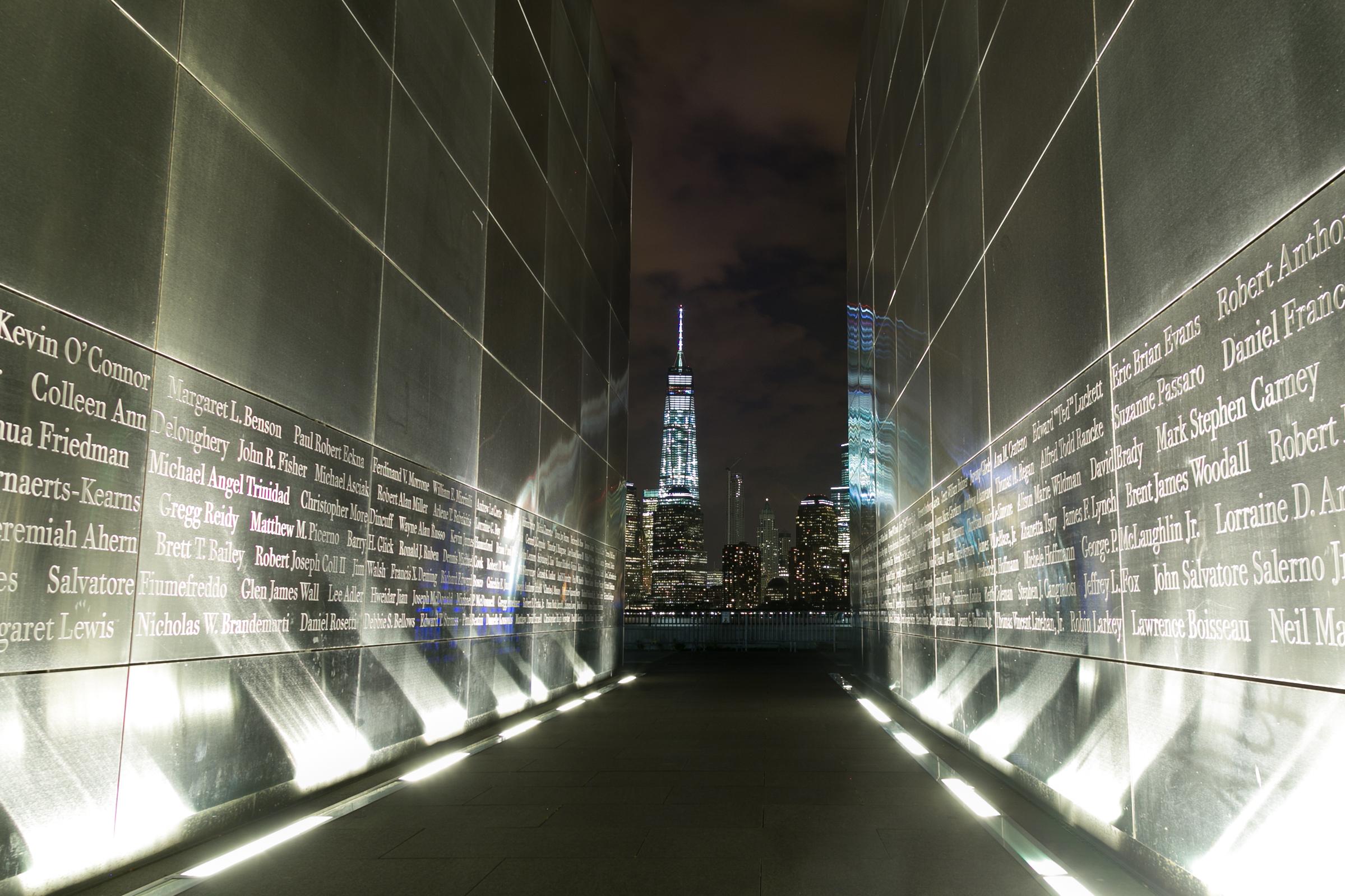The Empty Sky Memorial