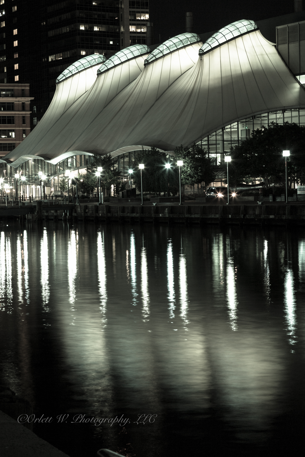 One Night on the Harbor