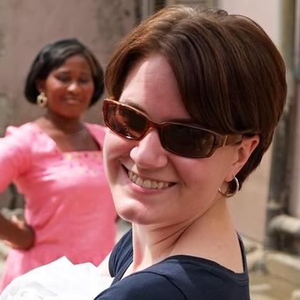 Christy Janssen, Comms Strategist  Compassion International