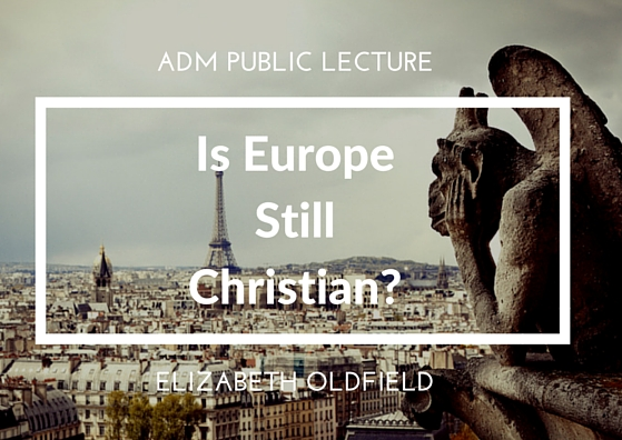 ADM Public Lecture - Visiting Fellow Elizabeth Oldfield   A podcast of Elizabeth's public lecture can be found  here.