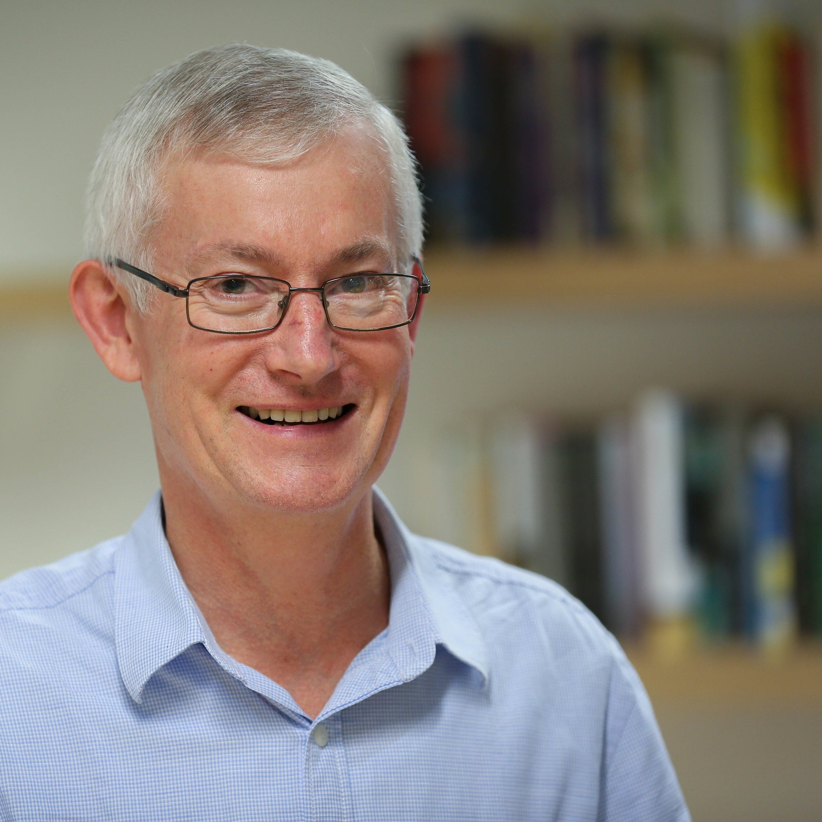 Keith Condie, Co-director of ADM's Mental Health & Pastoral Care Institute