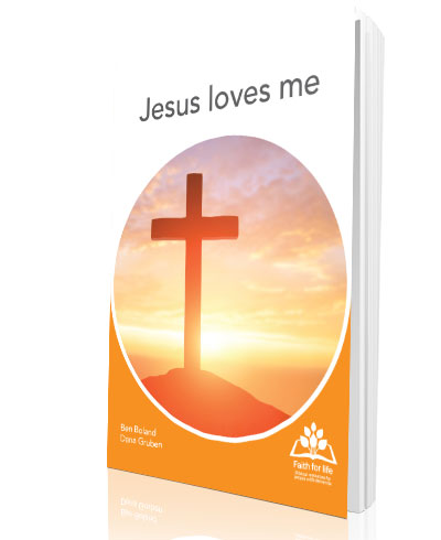 'Jesus Loves Me', by Dana Gruben and Ben Boland