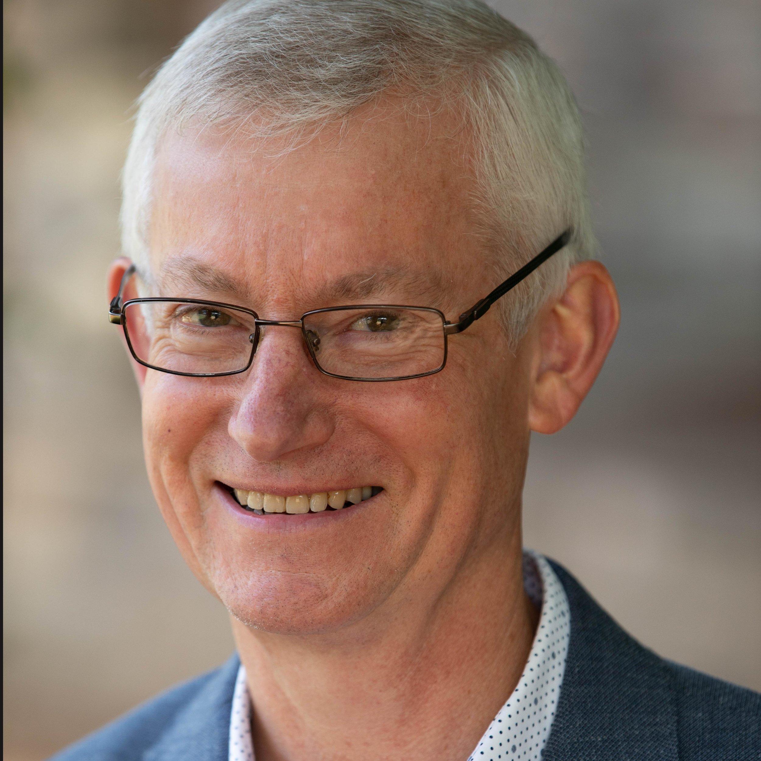 Rev. Dr Keith Condie
