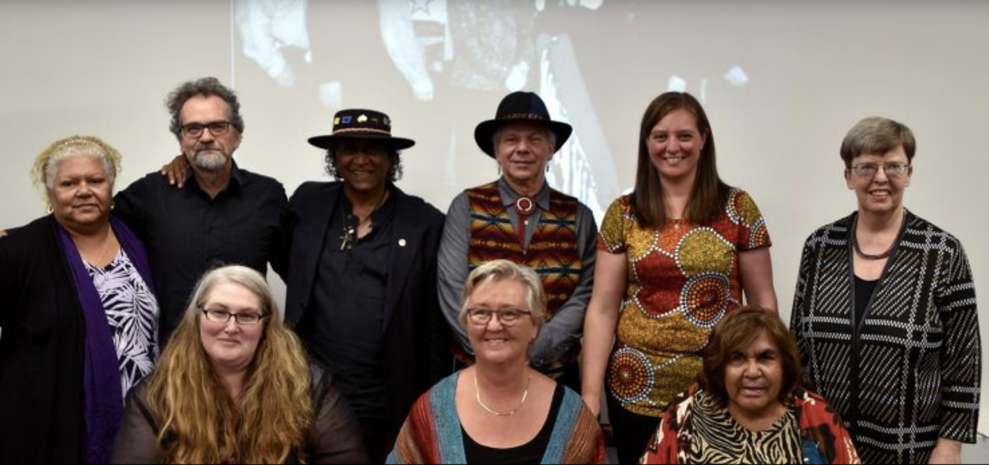 Breakthrough on teaching theology through Indigenous eyes      Eternity News   9 April, 2019  An agreement is signed between NAIITS: An Indigenous Learning Community, Whitley College and the University of Divinity. Brooke Prentis, 2019 ADM Senior Fellow, is a founding NAIITS board member.