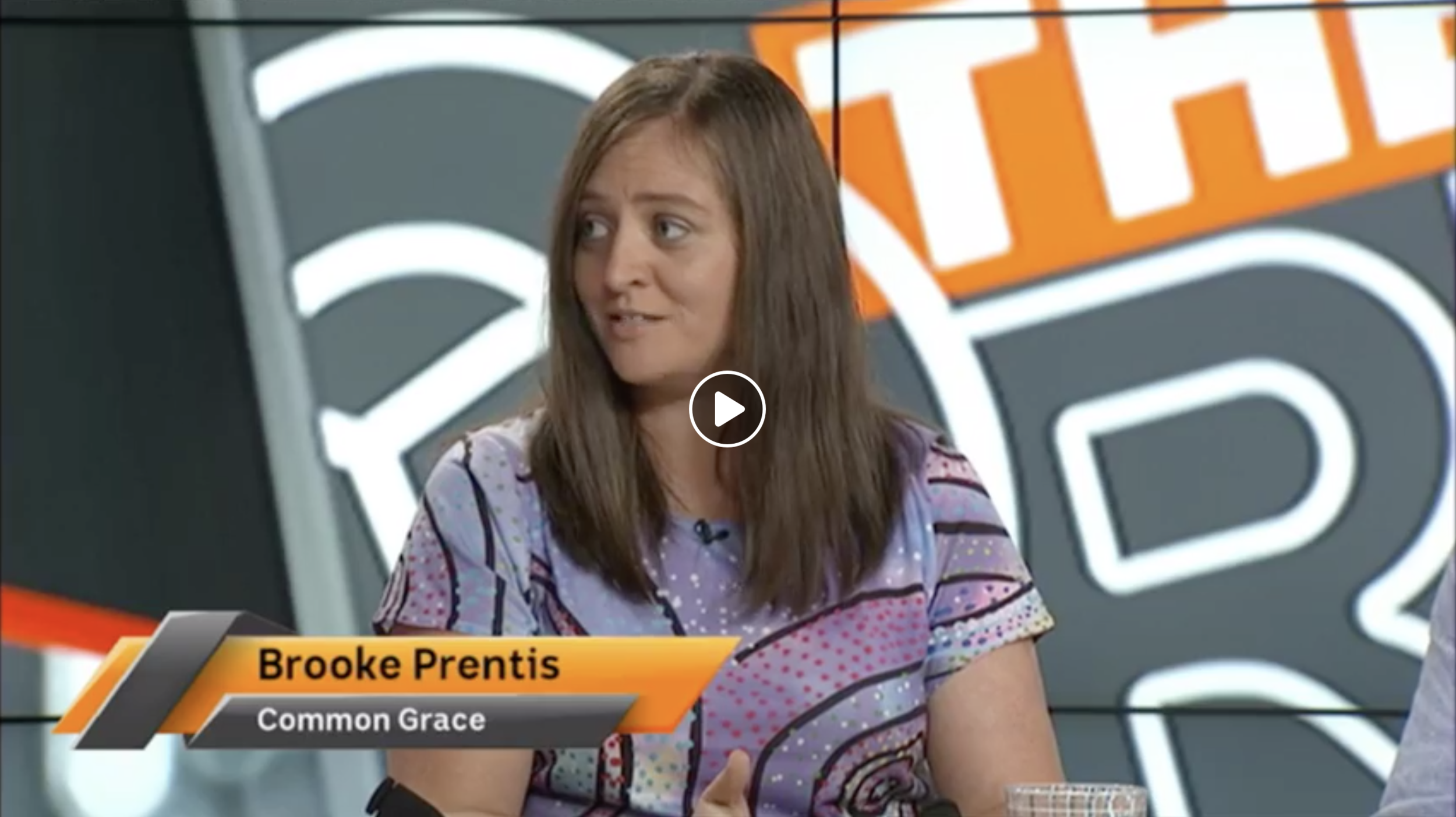 The Drum, Friday March 29      ABC The Drum   29 March, 2019  Brooke Prentis, 2019 ADM Senior Fellow made her second appearance on ABC's The Drum.