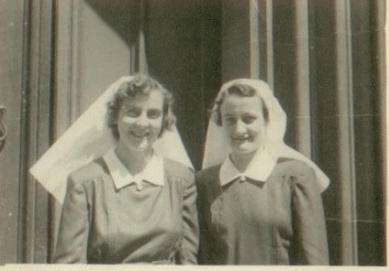 Jean Standfield (right)