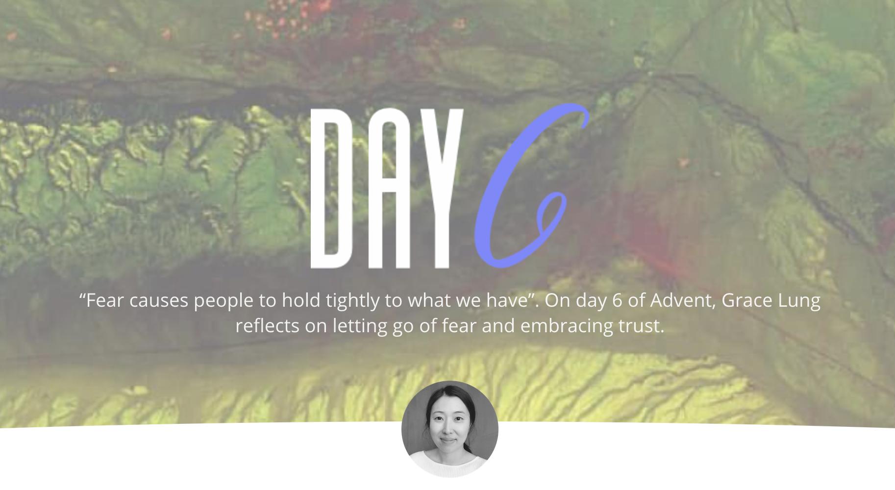 A Universal Problem      Common Grace's Advent Series   6 December, 2018  Author: Grace Lung, 2019 ADM Summer Fellow